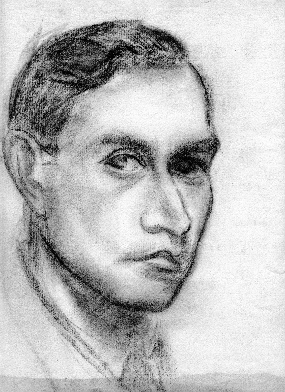 Carbo Pintor Frederic Viñals i Yscla