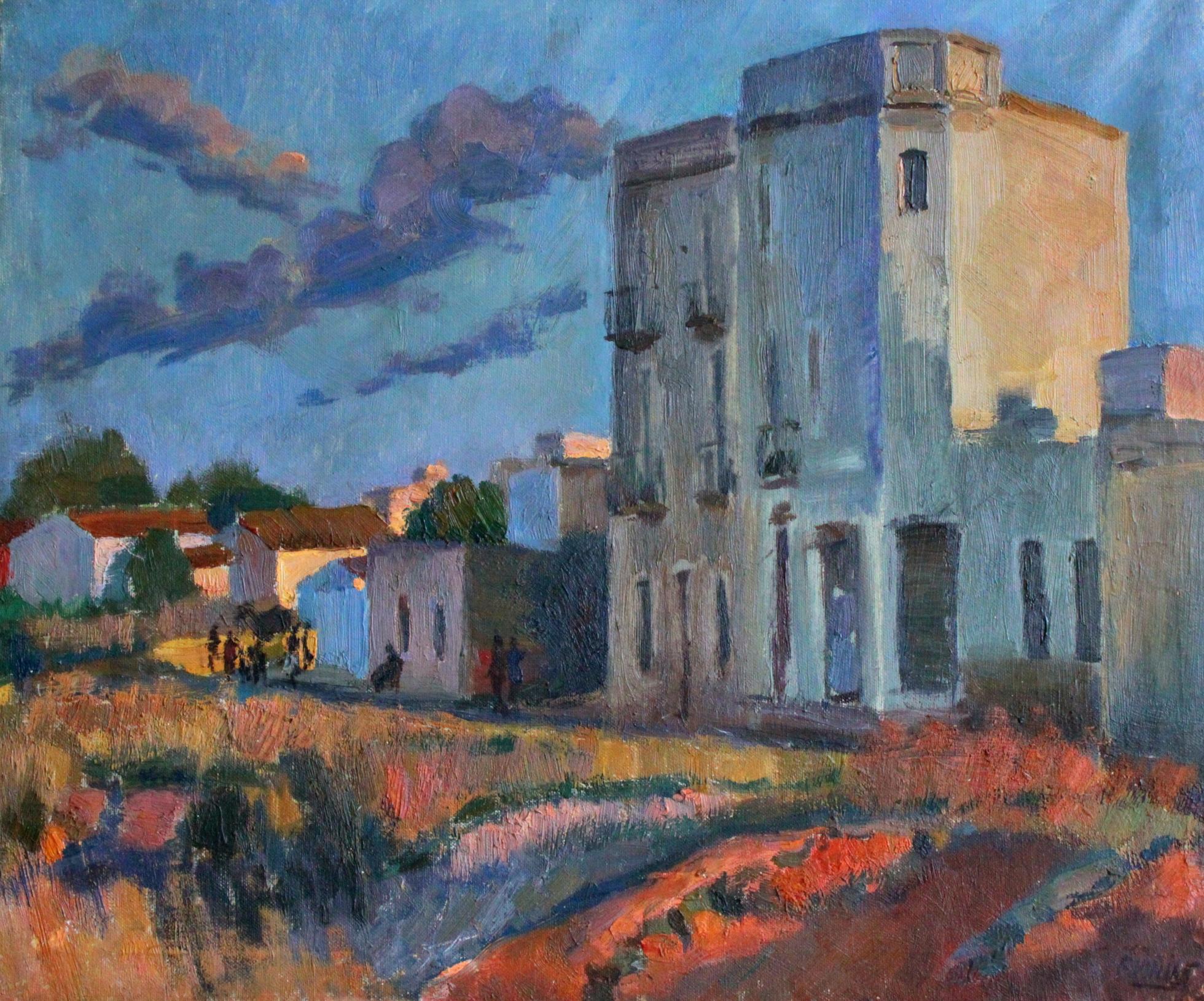 Pintor Frederic Viñals i Yscla Pintor